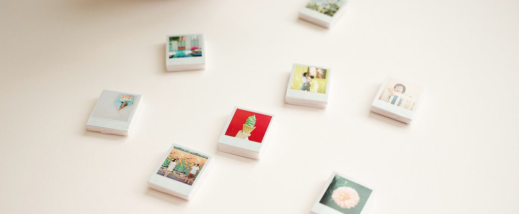 DIY Mini Polaroid Magnets Come in Just 1 Size: Fun