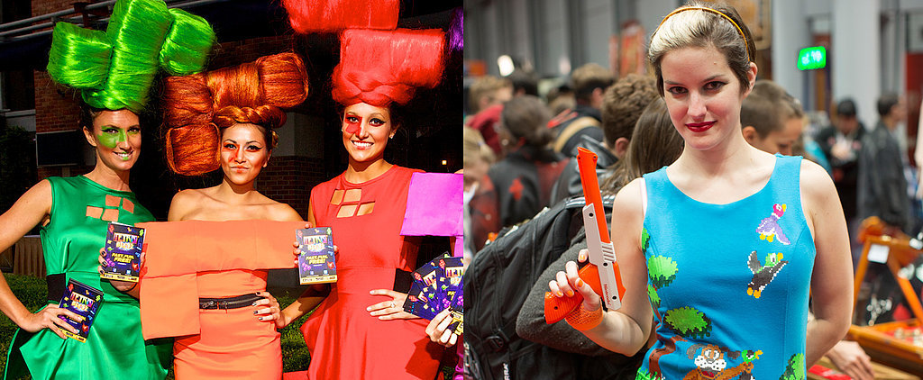 Halloween Costumes Inspired by Your Most Beloved Video Games