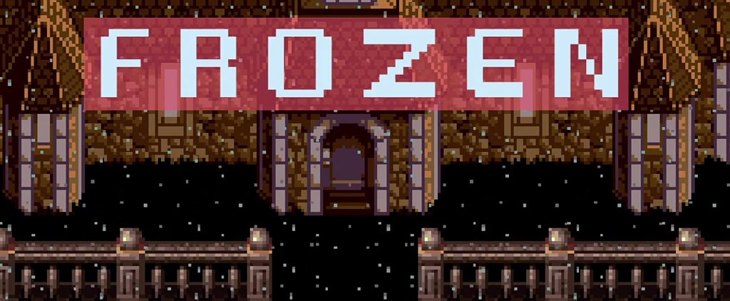 Can't Stop, Won't Stop Watching This 8-Bit Frozen Remake