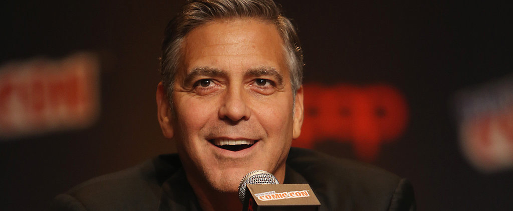 4 Amazing Things That Happened When George Clooney Crashed Comic-Con