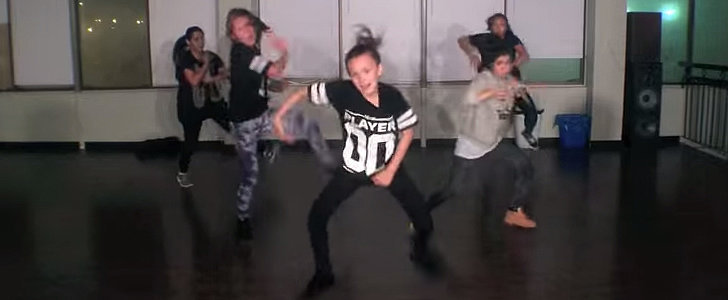 "Damn, This 11-Year-Old Dancer Killed It Again With Her ""Bang Bang"" Moves"