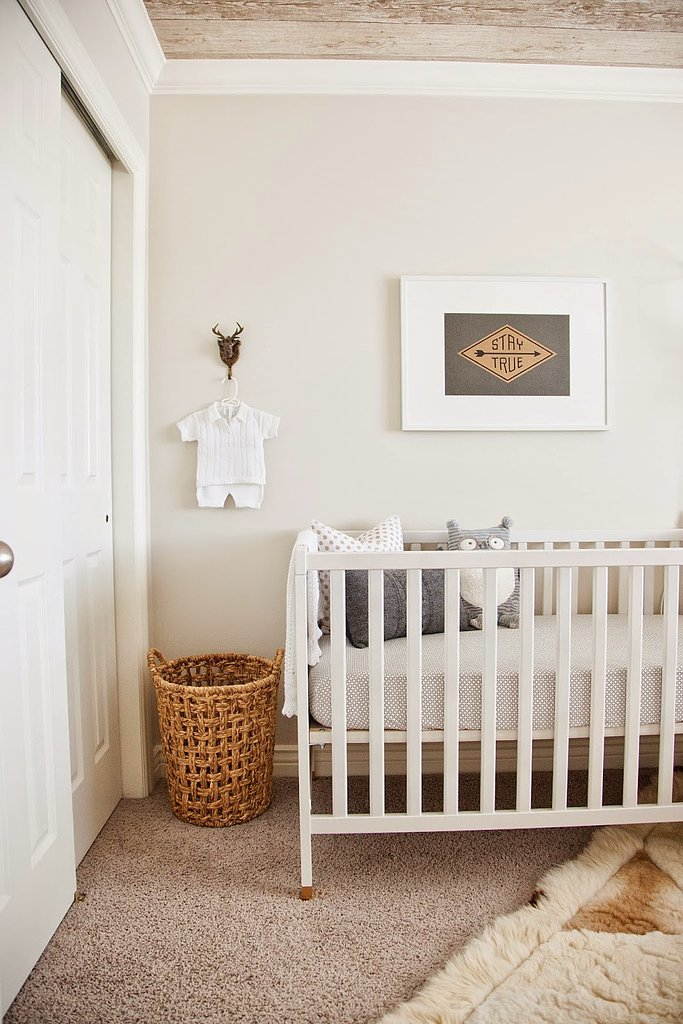Affordable Decorating Ideas For Living Rooms: Affordable Nursery Decorating Ideas