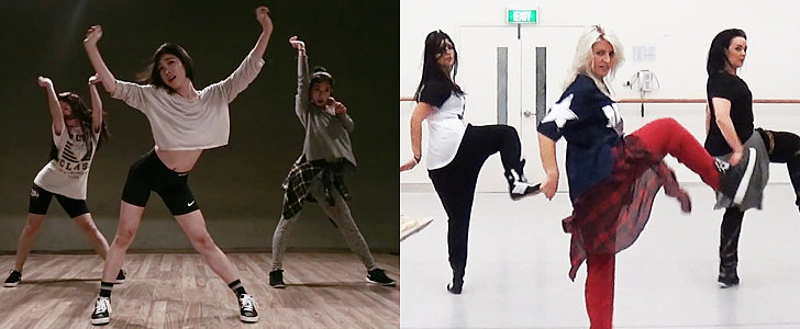 "Awesome ""Anaconda"" Dance Routines You Need to See"