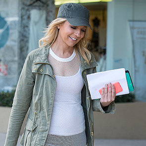 Pregnant Carrie Bickmore Baby Bump Pictures
