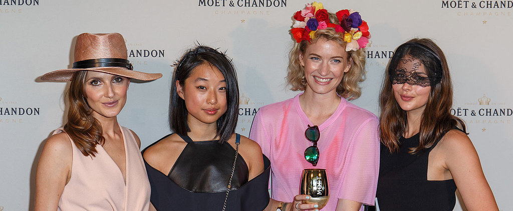 Fashion Bloggers Show Us How to Do Spring Racing