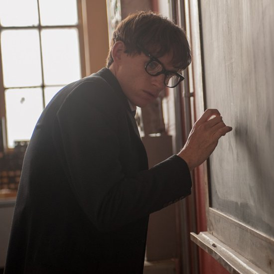 Eddie Redmayne Interview For The Theory of Everything