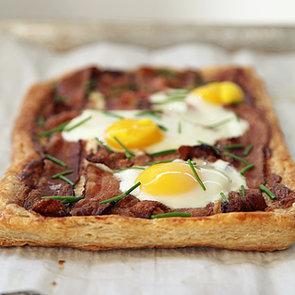 Recipe For Bacon and Egg Breakfast Tart