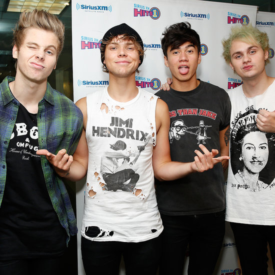 Who Is 5 Seconds of Summer?