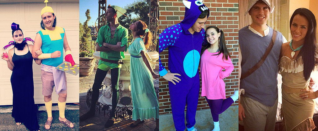 POPSUGAR Shout Out: Channel Your Favorite Disney Duo on Halloween