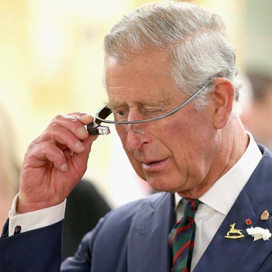 Some Guy Has a Legitimate Google Glass Addiction