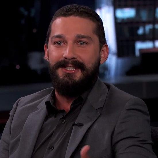 Shia LaBeouf on Jimmy Kimmel Live | Video Interview