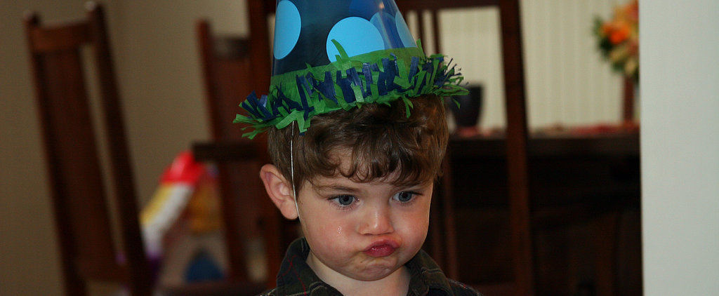 Your Child's Birthday Party on Social Media vs. Reality
