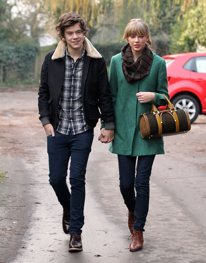 harry styles dating taylor New york daily news | one direction singer harry styles leaves taylor swift's hailie scott mathers rants at taylor swift for dating harry styles.