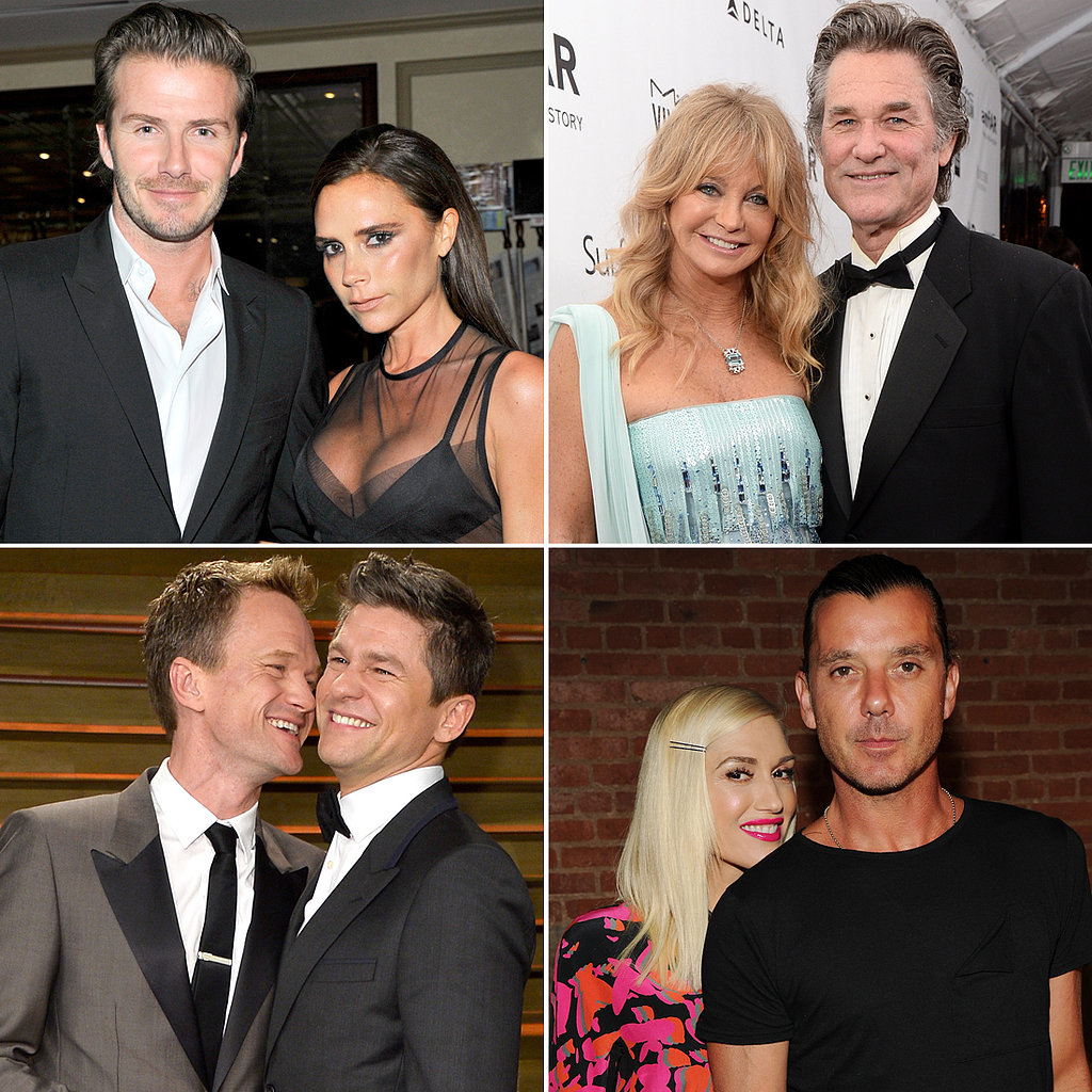 10 of the Longest Hollywood Marriages over 25 Years ...