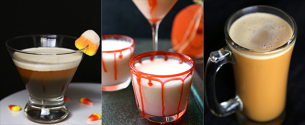 Forget Candy — These Spookily Sweet Cocktails Are Your Halloween Treat