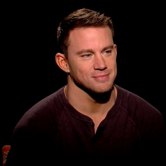 Channing Tatum Will Make Daughter Everly Watch Step Up