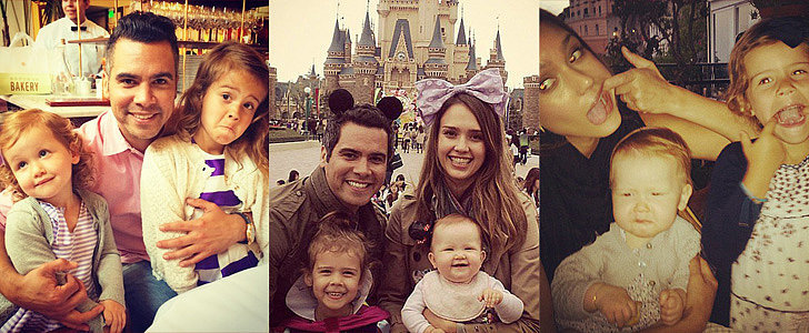 We Can't Get Enough of Jessica Alba's Sweet Family Snaps