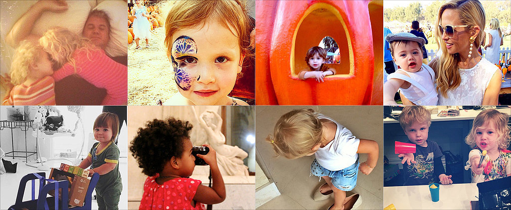 Beyoncé, Rachel, Tori, and More Shared the Sweetest Snaps of Their Tots This Week!
