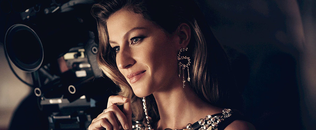 UPDATED: The Full Chanel N°5 Campaign Featuring Gisele Bündchen