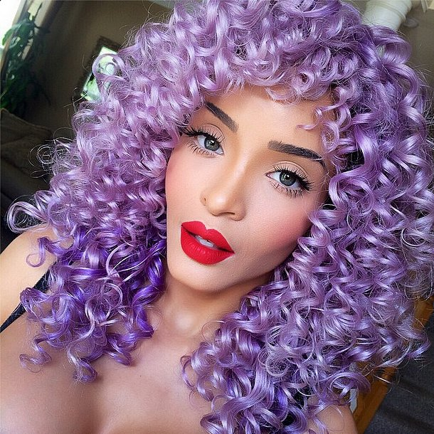 Pretty Poodle Curls