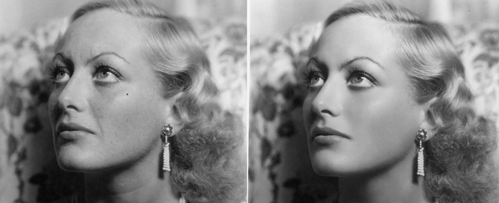 "This ""Photoshopped"" Vintage Portrait Will Change Your View of the 1930s"