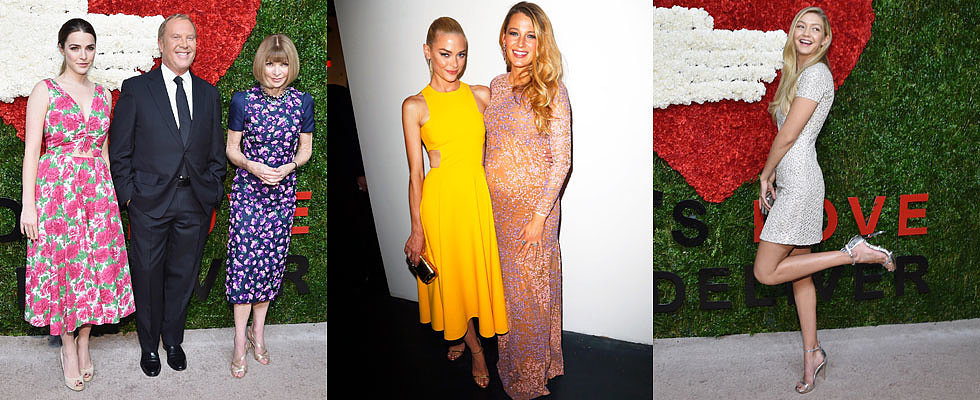 Blake Lively's Bump Makes Its Red Carpet Debut!