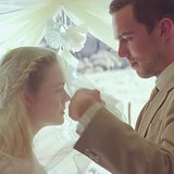 Elle Fanning and Nicholas Hoult Chemistry on Screen