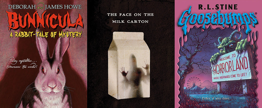 10 Books That Terrified Us as Kids (but We Read Them Anyway)
