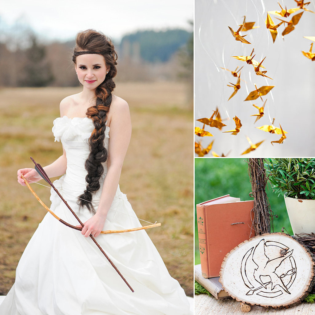Video Game Wedding Ideas: Hunger Games Wedding Ideas