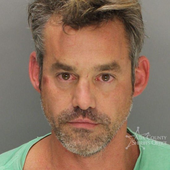 Buffy Star Nicholas Brendon Arrested