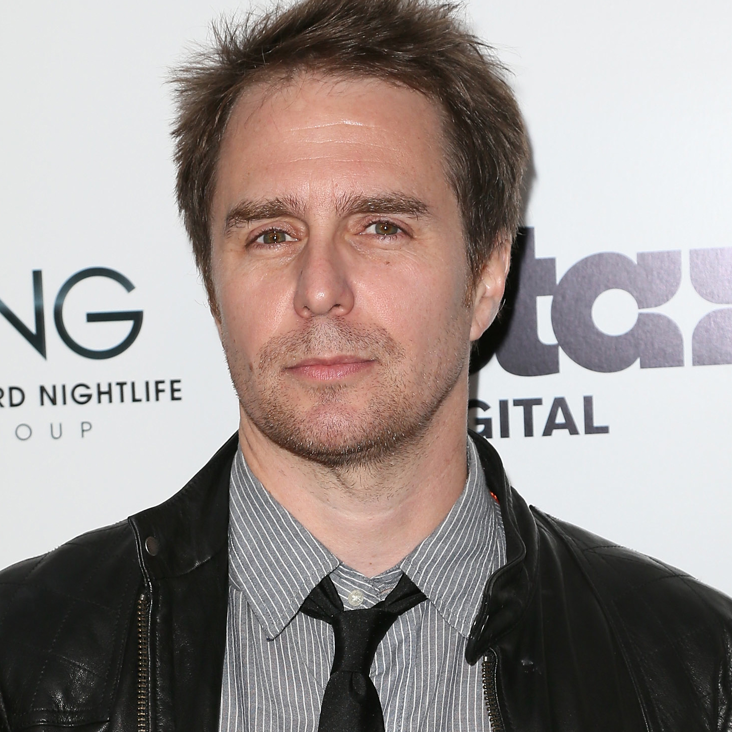 Sam Rockwell Interview on Laggies (Video) | POPSUGAR Celebrity