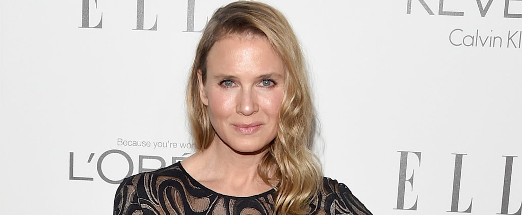 Why People Need to Leave Renée Zellweger Alone