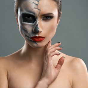 Skin Care Tips for Heavy Halloween Makeup