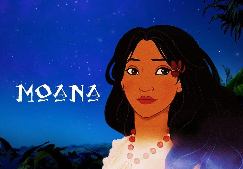 Disney's First Polynesian Princess Has Officially Been ...
