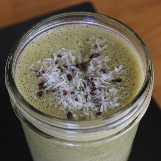 Paleo Spinach Smoothie Recipe