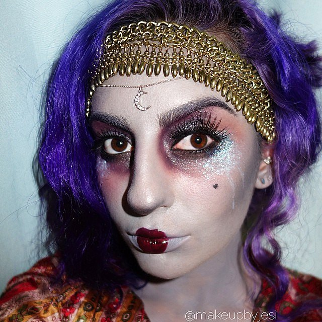 Halloween Makeup Ideas From Reddit | POPSUGAR Beauty Australia