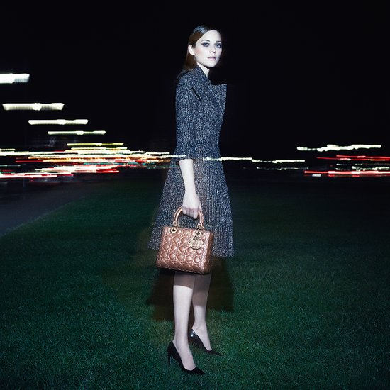 We Can't Get Over How Stunning Marion Cotillard Looks in This Dior Ad