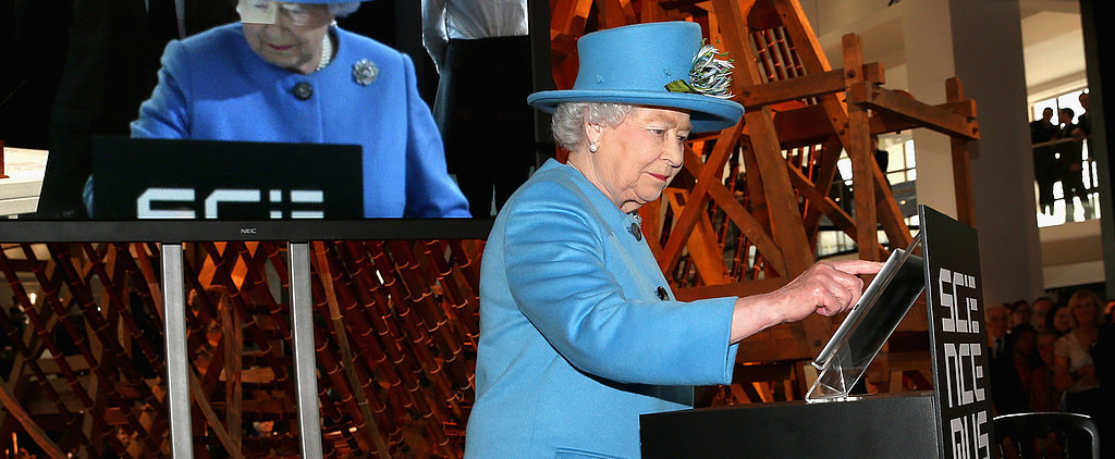 Yep, the Queen Is Officially a Tweeter