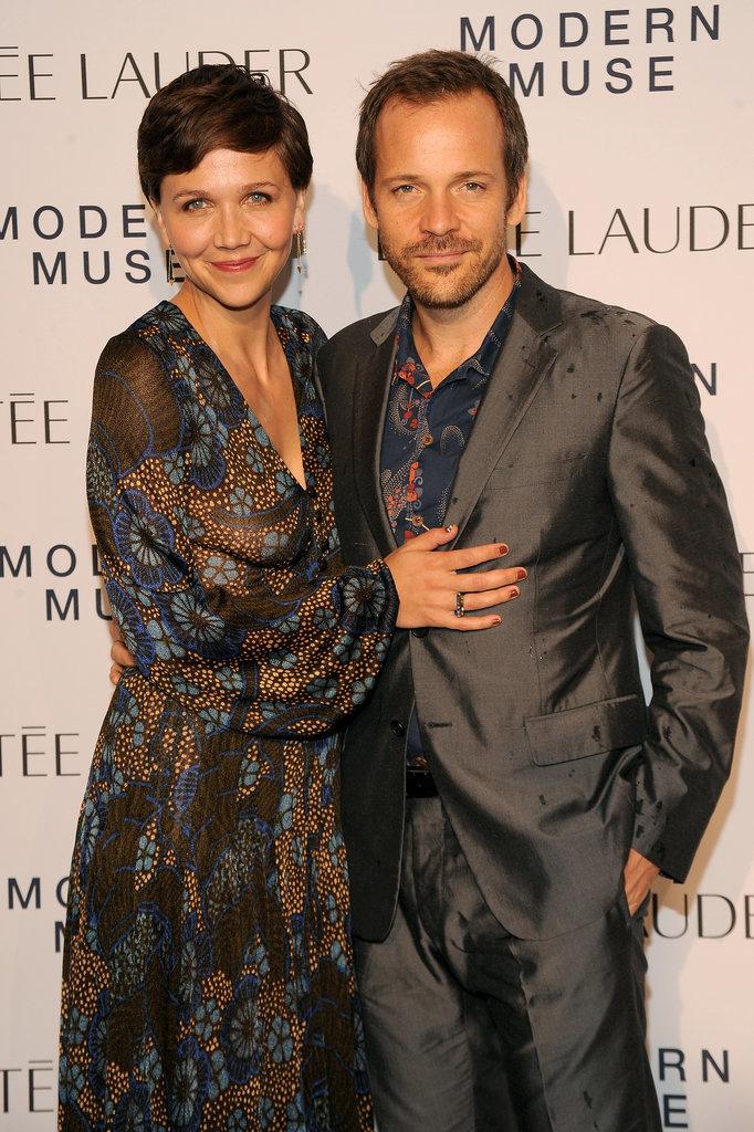 Maggie Gyllenhaal and Peter Sarsgaard, 2013
