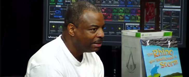LeVar Burton's NSFW Reading of Go the F*ck to Sleep Will Make You Laugh Out Loud