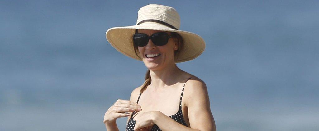 Hilary Swank's Impressive Bikini Body Makes 40 Look Fantastic
