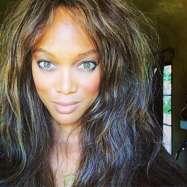Tyra Banks Novel: Tyra Banks Beauty Interview