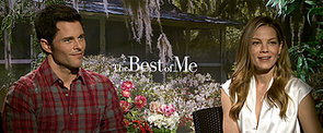 Do The Best of Me Stars James and Michelle Believe in Choice or Destiny?