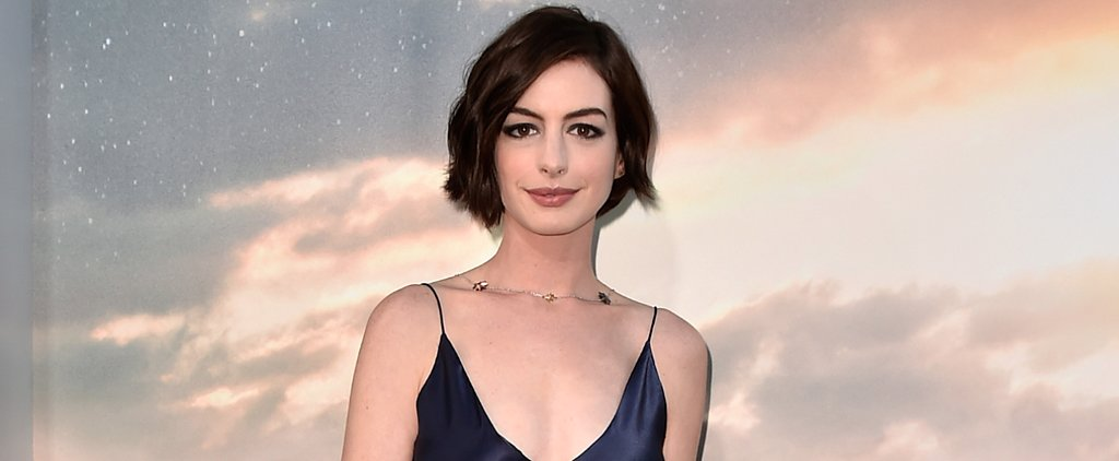 "Anne Hathaway Says She ""Isn't Going to Chase Down Jobs"" in 2015"