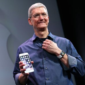 Tim Cook Comes Out as Gay