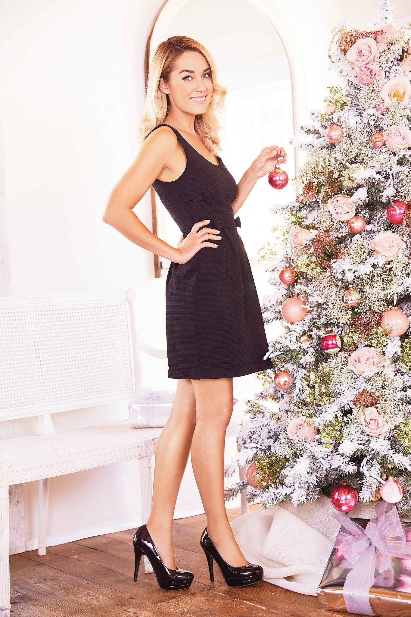 Lc lauren conrad for kohl s holiday 2015 lauren conrad shows us what