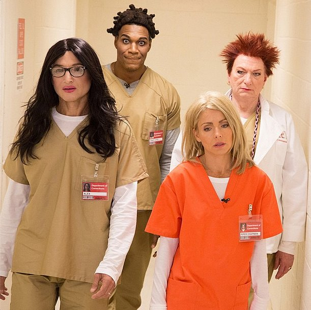 Orange Is the New Black Characters
