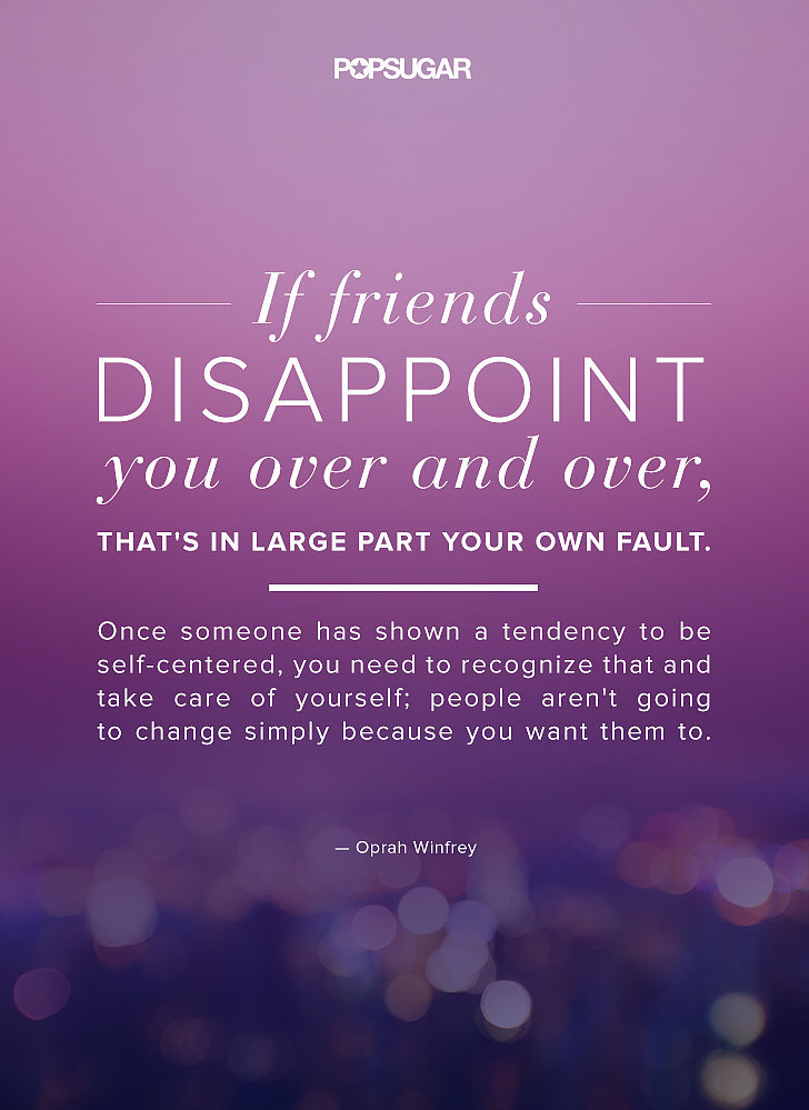 Quotes About Self Centered Friends. QuotesGram