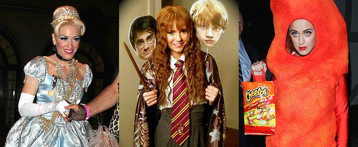 23 Stars Who Skipped Sexy Halloween Costumes