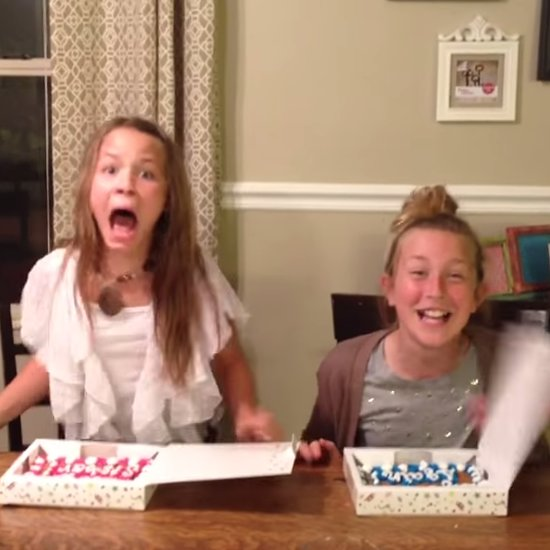 Sisters' Baby Announcement  | Video
